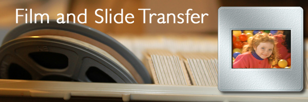 Film and Slide Transfer