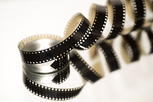 digital film transfer for 8mm, 16mm film, and 35mm slides