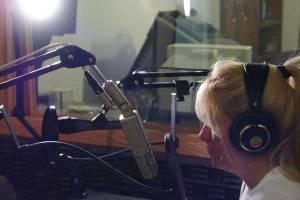 Voice Over Audio Studio
