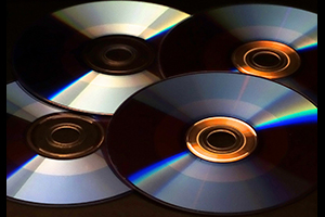 DVD Blue-ray disc duplication for