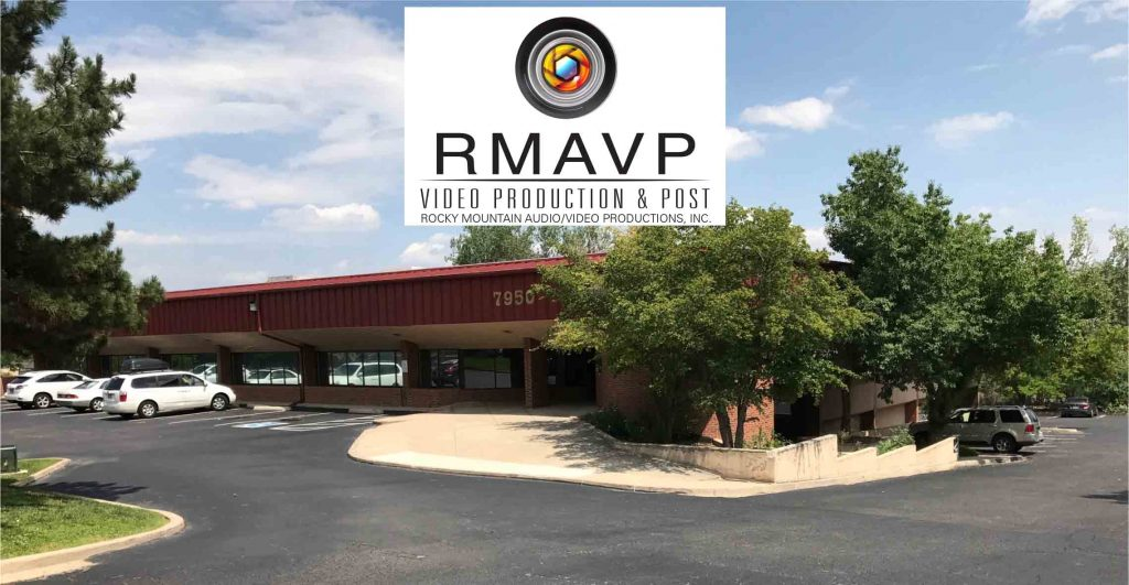 RMAVP Rocky Mountain Audio/Video Productions, Inc