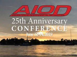 AIOD 25th anniversary