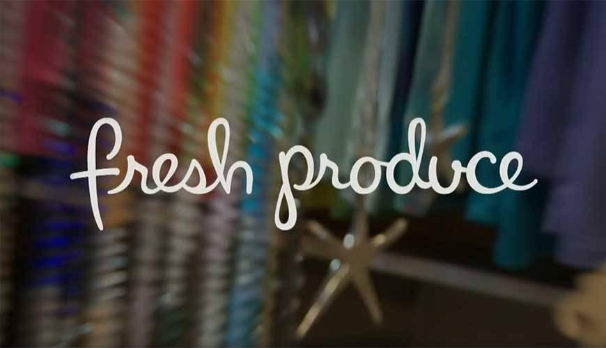 Fresh Produce Promo