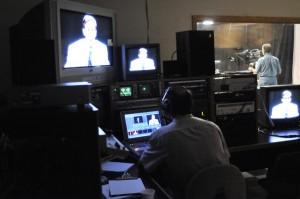 RMAVP video studio 1 with control room